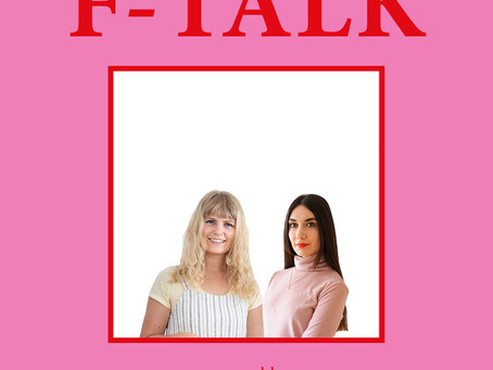 The pill. A new F-TALK episode with Julia Lang of InnoNature