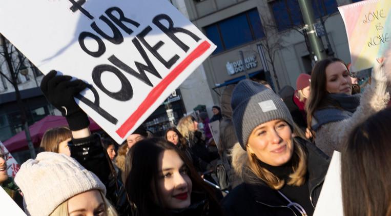 Women's March Berlin