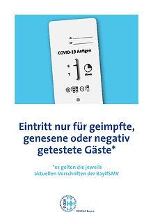 Aushang_Eintritt_nur_fuer_geimpfte_genes