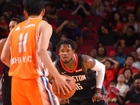Ben McLemore is Making a Comeback in Houston