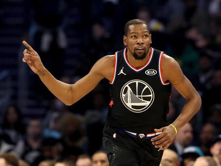 Will Kevin Durant Ever Be Top 5 All-Time?