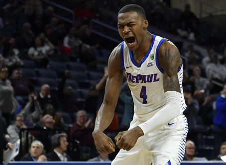 Top Three Potential Steals in the 2020 NBA Draft