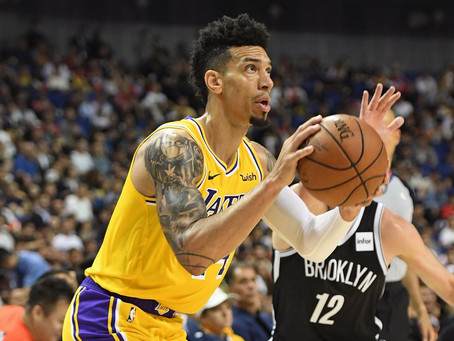 Justice League Pass: Danny Green and Deadshot