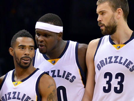 OTG's All-Decade Team: Memphis Grizzlies Edition