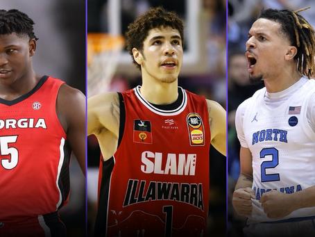 NBA Mock Draft 2020: March Sadness Edition