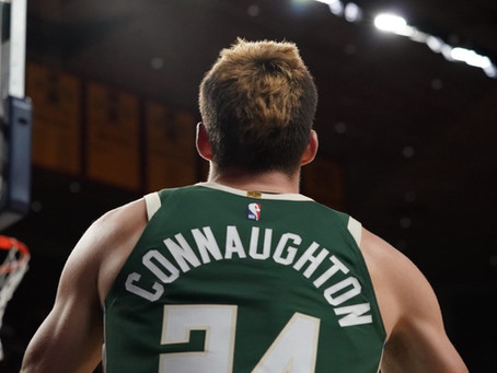 2019-20 Breakout Player Series: Pat Connaughton