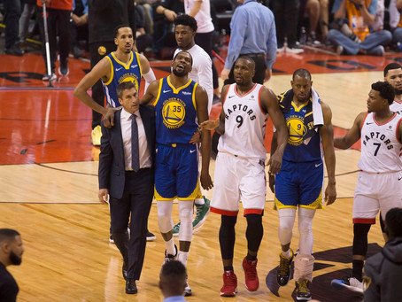 2019 NBA Finals: 5 Thoughts on Game 5