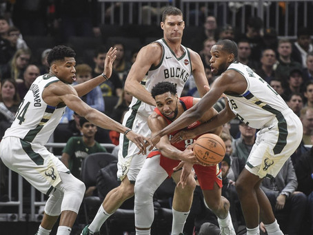 Who Are The Bucks' Key Players for 2019-2020?