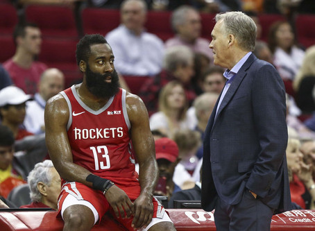 Why the Rockets Won't Win A Title Anytime Soon