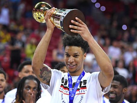 2019-2020 NBA Rookie Preseason Awards