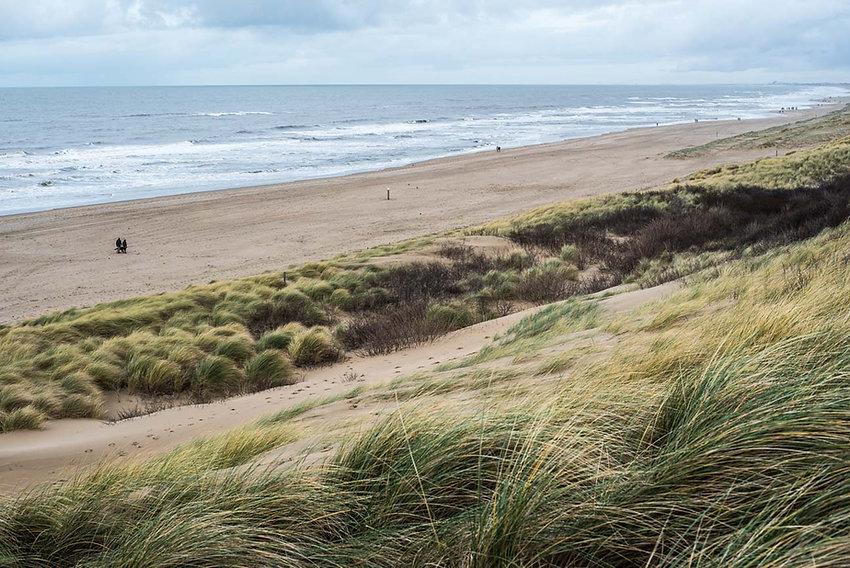 Wandelroute-strand-duinen-Meijendel-By-M