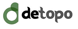 Detopo Ltd Macclesfield logo Topographic and Measured Building Surveys