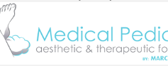 Medical Pedicure branding, site and communications development