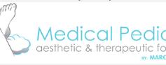 Medical Pedicure branding, site and communications development