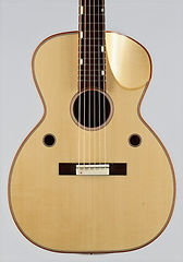 Oudtar-Bowl back acoustic guitar, Thierry Andre Instruments