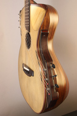RAGA guitar - Thierry Andre Instruments