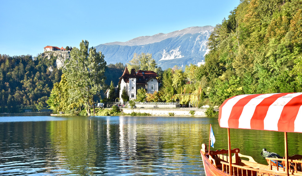 Villa Adora and Bled*