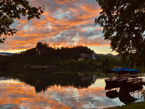 AUTUMN IN BLED