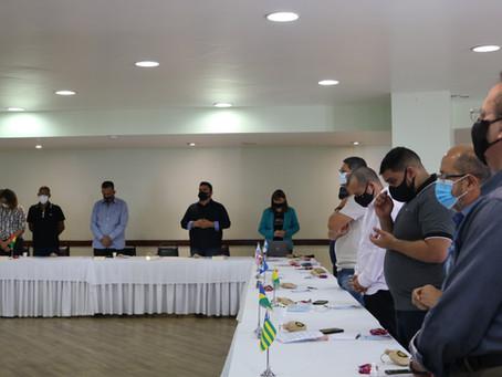 Reunião de Secretários Estaduais de Missões - Dezembro 2020