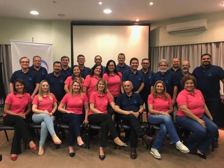 Reunião de Secretários Estaduais de Missões - Outubro 2019
