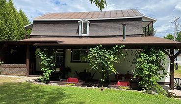 Terrasse jardinière