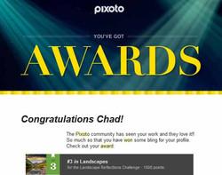 Pixoto #3 in Landscape Reflection Challenge