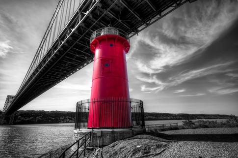 Little Red Light House