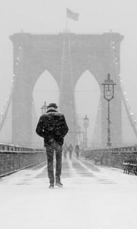 Solo Brooklyn Bridge 3