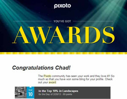 Pixoto Top 10% of the Day Landscapes 2-20-13