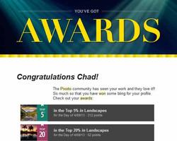 Pixoto Top 5% Day Landscapes, Top 20% Day Landscapes