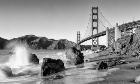 Collision Golden Gate
