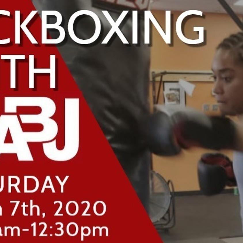 Kickboxing With MABJ