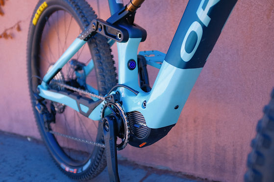 Mellow Velo electric mountain bike