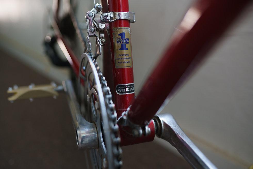 Mellow Velo old school bikes for sale santa fe