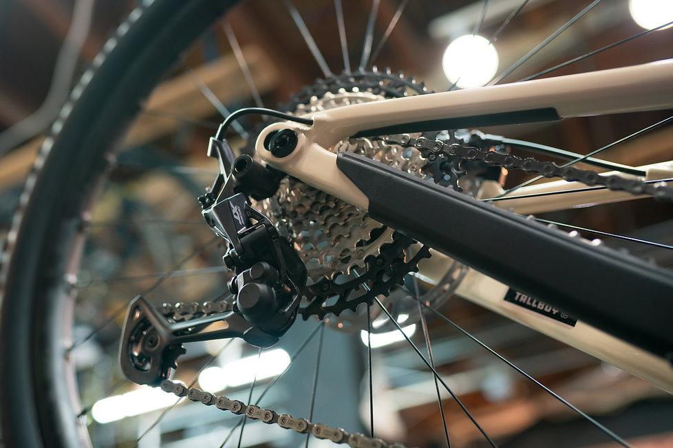 Mellow Velo Santa Cruz mountain bikes for sale
