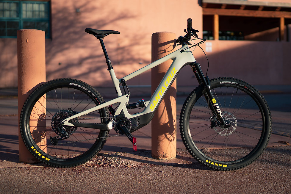 Mellow Velo carbon fiber electric mountain bike for sale New Mexico