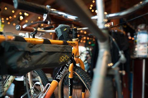 Mellow Velo heritage steel mountain bikes santa fe