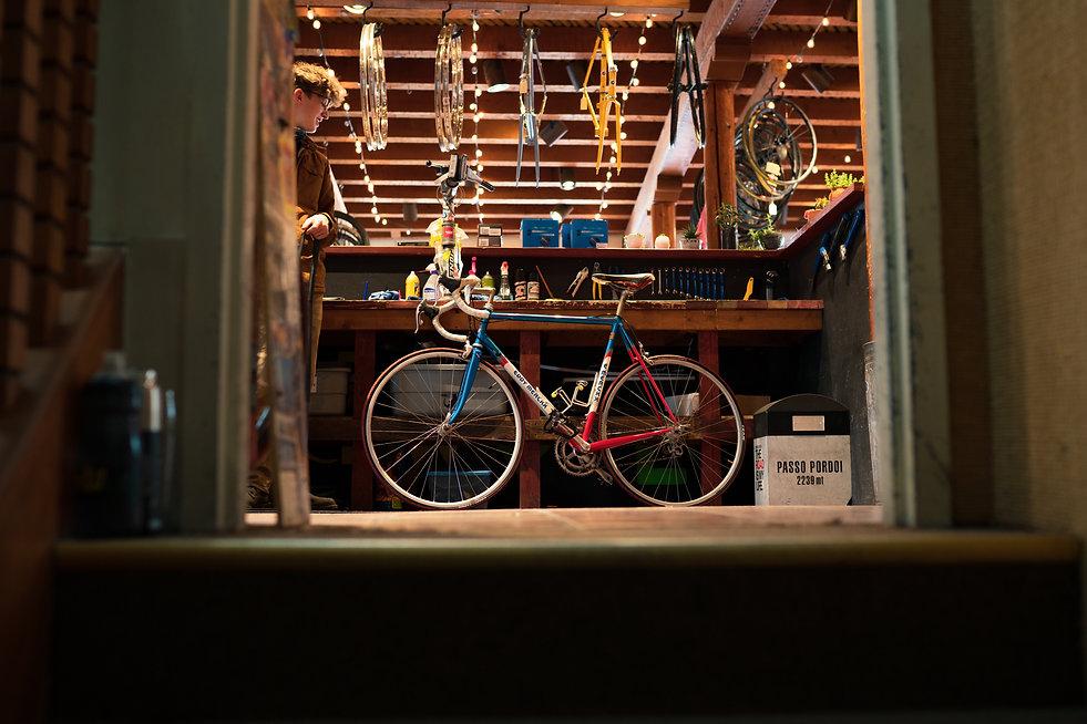 Mellow velo vintage bike restoration