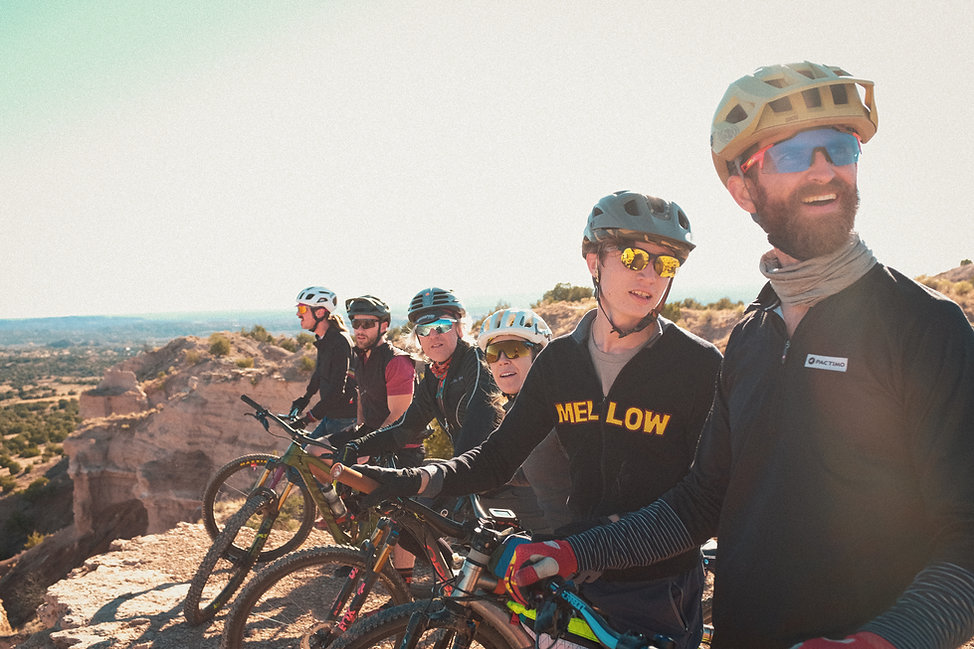 Mellow Velo Santa Fe trail suggestions