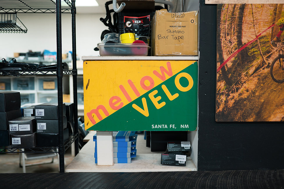 Mellow Velo Santa Fe New Mexico Bike shop near me
