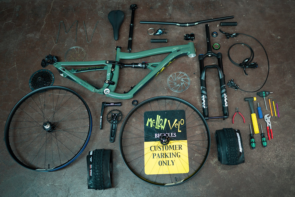 Mellow Velo Ibis mountain bike for sale NM