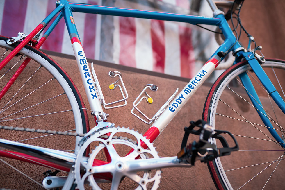 Mellow Velo antique bicycles for sale tune up