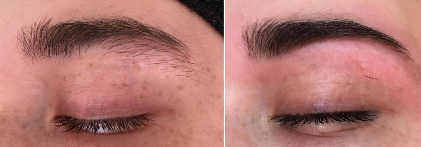 Brow shape and tint plus lash tint.PNG