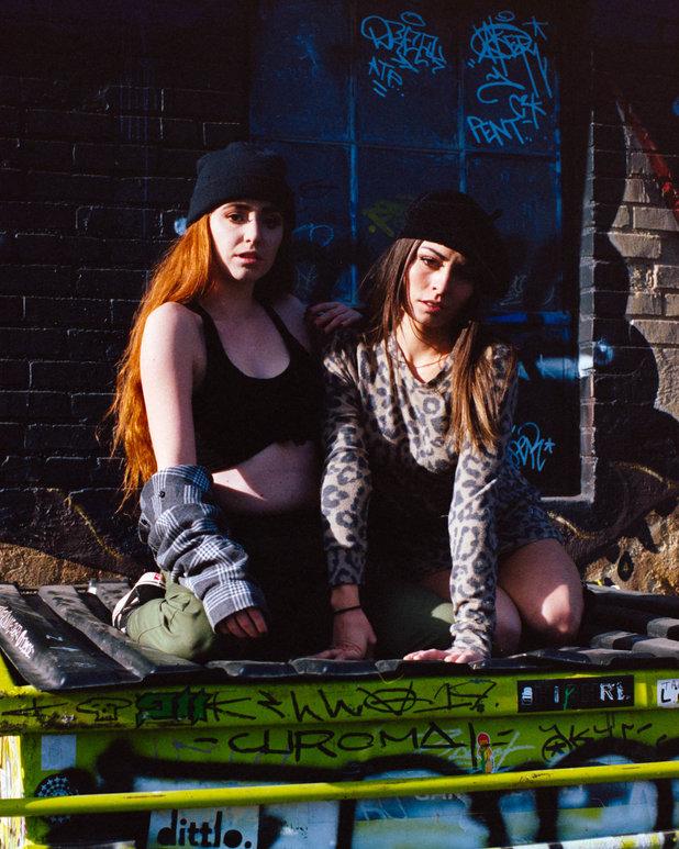 Meghan & Ava