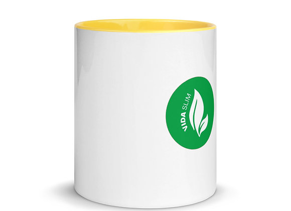 VidaSlim Leaf Mug
