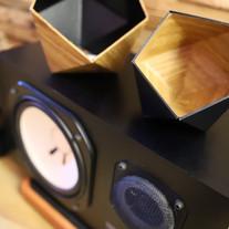 Enceintes Régie - Label Baboo Music - Studio b - 47220 Astaffort