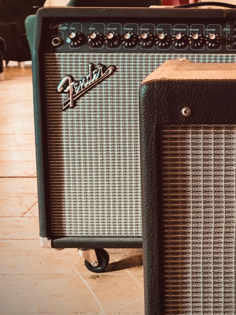 Amplis à lampe pour guitares Fender / Fender Deluxe / Fender Tube Reverb