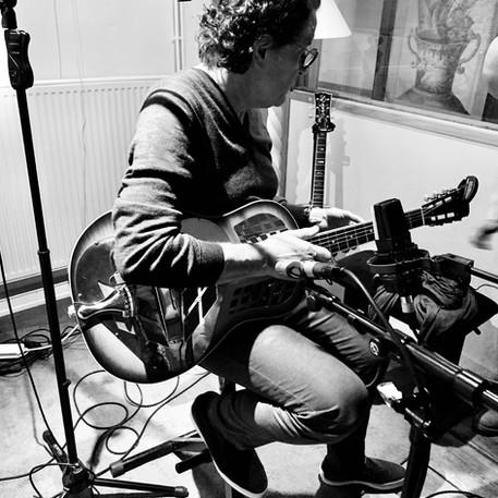 Francis Cabrel - enregistrement - Label Baboo Music - Studio b - 47220 Astaffort