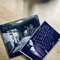 Album Weryet dédicace- Label Baboo Music - Studio b - 47220 Astaffort
