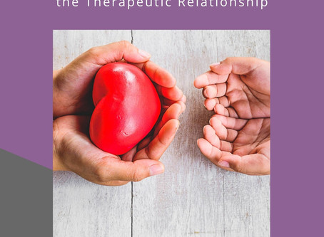 Beyond Words: Using Movement to Support The Therapeutic Relationship